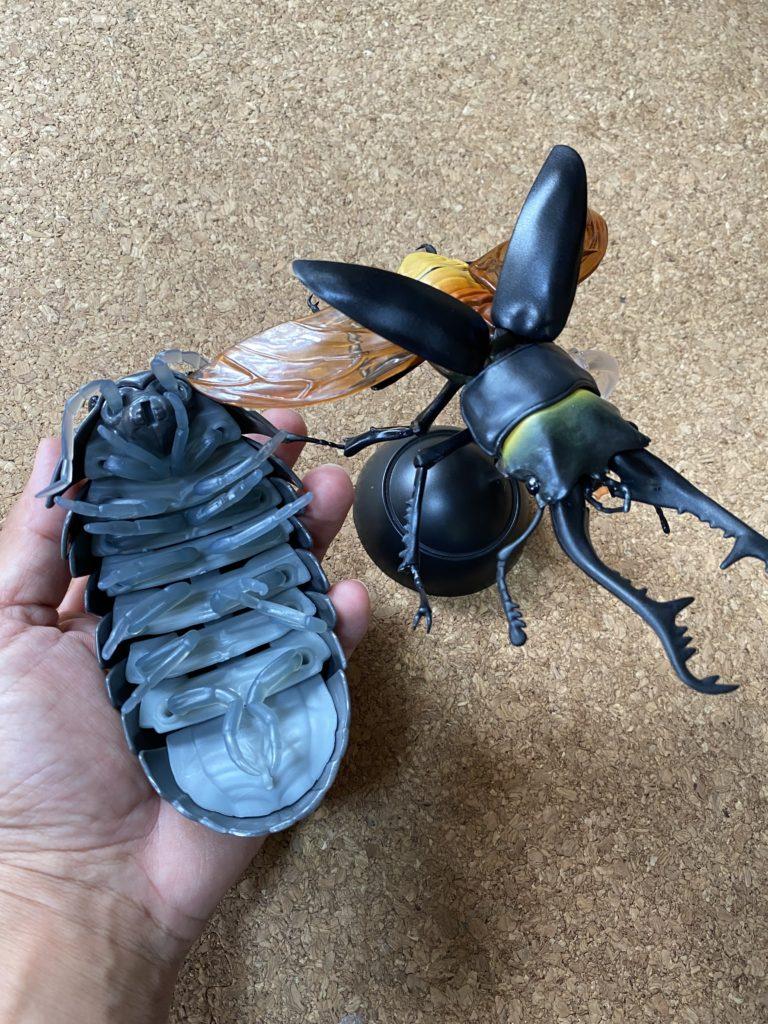 昆虫ガチャ